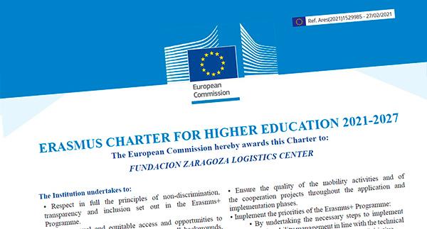 Erasmus Charter 2021-2027