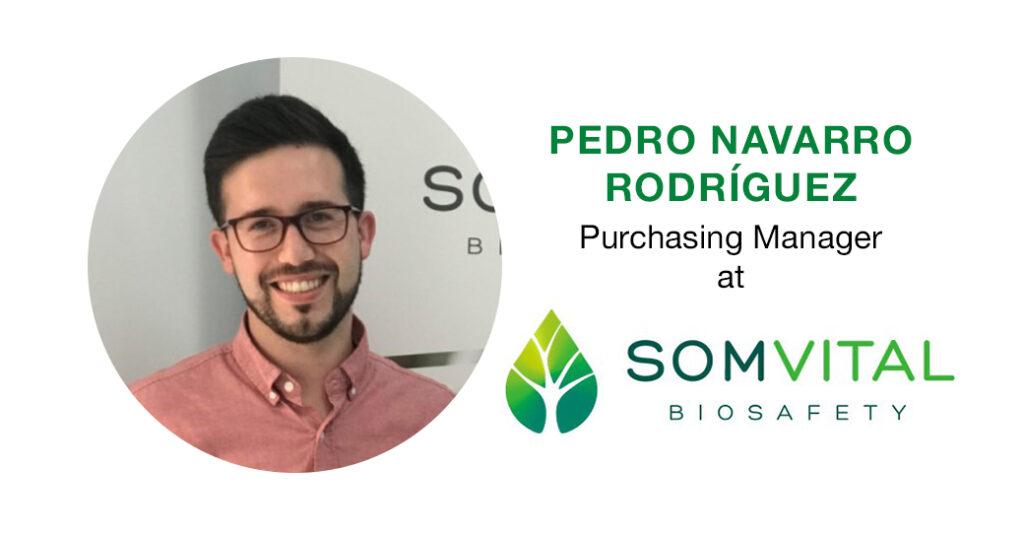 Pedro Navarro Purchasing Manager Somvital