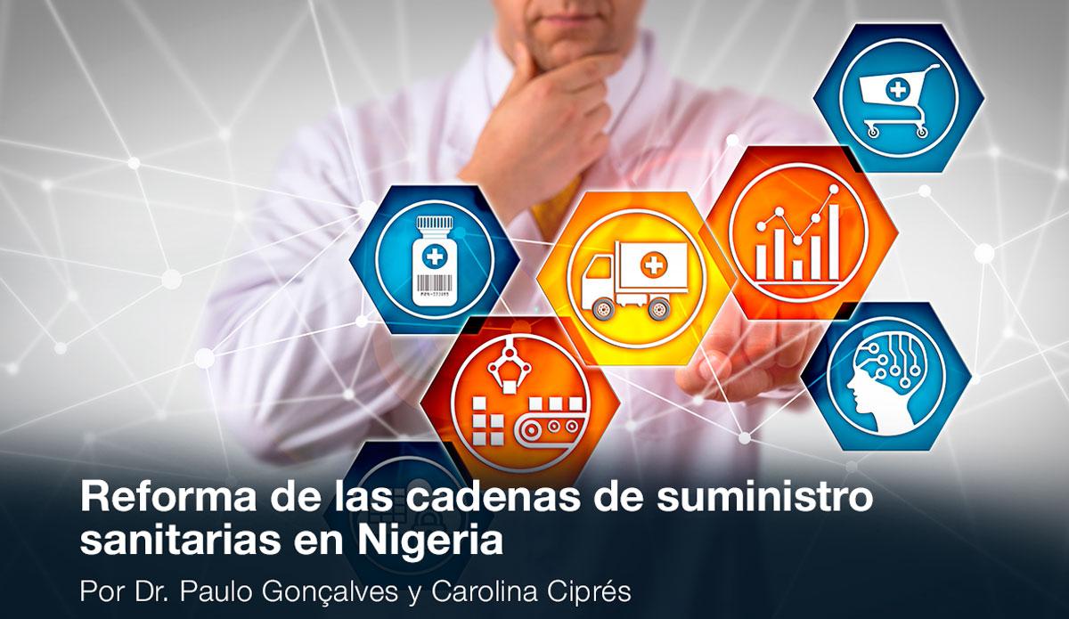 Modelo dinámico en cadena suministro nigeriano estado de Yobe