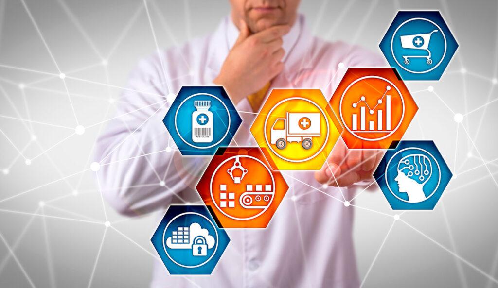 Health supply chain in Nigeria