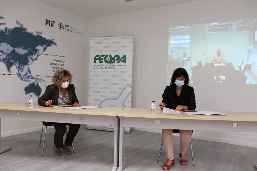 Firma Convenio FEQPA-ZLC